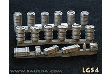 15mm WWII supplies