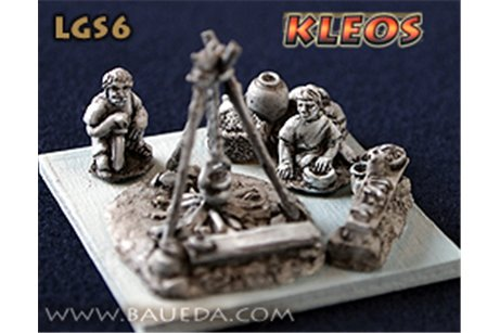 15mm Camp Cooking