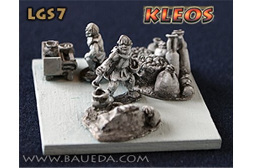 15mm Field Kitchen