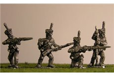Grenadiers / Guard / Carabinier Firing Line / Skirmish (4 variants)