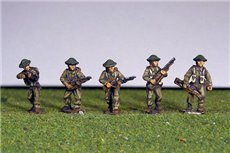 British Riflemen B