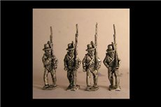 Avantguard Light Infantry Marching