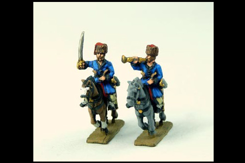 Cossacks in Colpack Command  (Don and others) x4