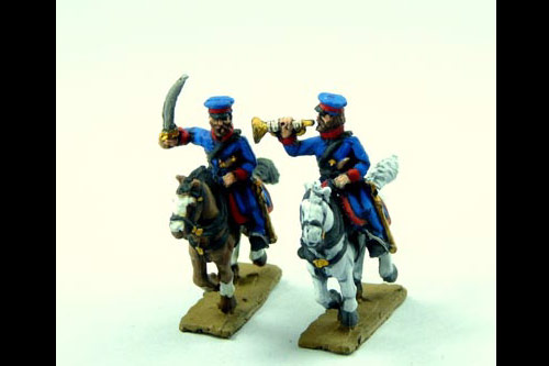 Cossacks in Cap Command  (Ural, Don or others) x 4