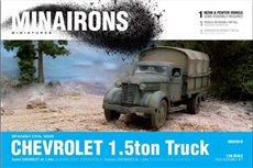 Chevrolet 1.5ton Truck