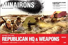 Republican HQ & Weapons