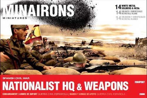 Nationalist HQ & Weapons