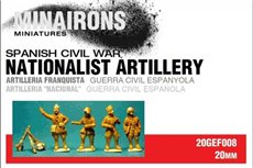 Nationalist Artillery