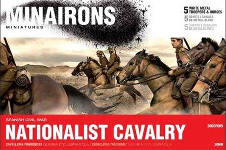 Nationalist Cavalry