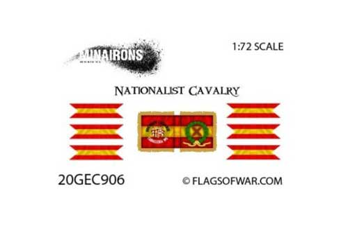 Nationalist Cavalry Standard