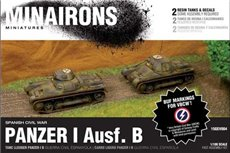 Panzer I B light tank