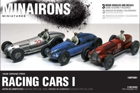 Racing Cars I