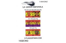 Spanish Foreign Legion Flags