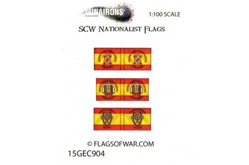 Nationalist Army Flags