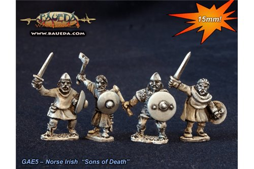 Norse Irish Son of Death (8 foot Figures)