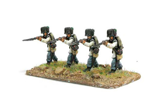 Austrian Jaeger, attack march