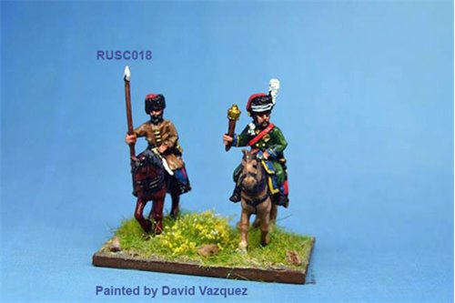 Platov. Cossack Cavalry Corps General (NEW)
