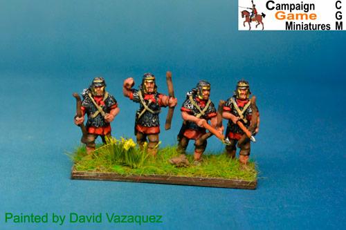 Imperial Roman Archers