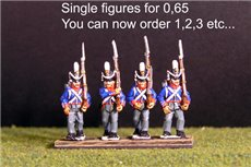Single Figures Centre Co Marching