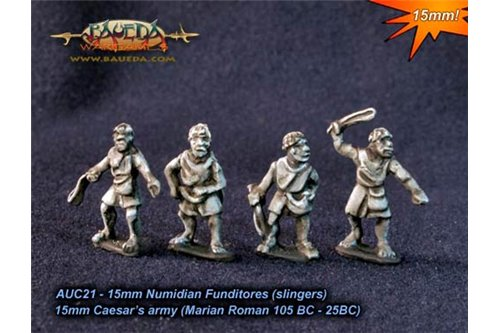 Numidian Funditores (slingers)