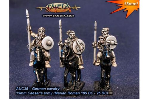 Germanic Cavalry x4
