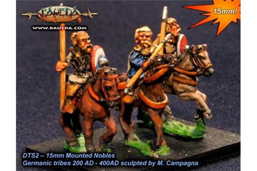 Germanic Mounted Nobles