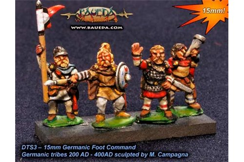 Germanic Foot Command x8