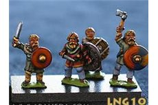 Early Lombard Warriors