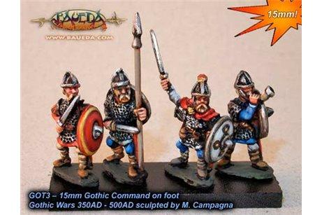 Germanic Foot Command