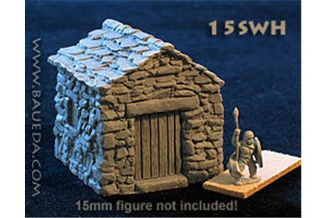 15mm small stone warehouse