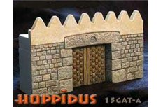 15mm Ancient Near East  main city gate
