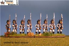 German Grenadiers Marching x 8