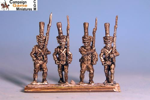 Fusilier Grenadier Marching