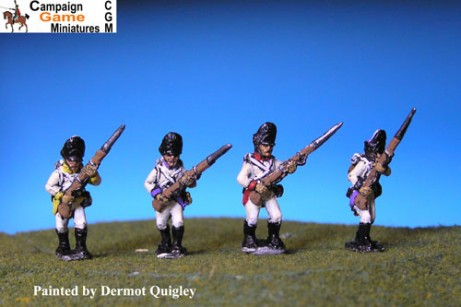 German Grenadiers Advancing