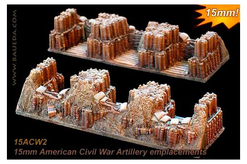 Artillery Emplacements