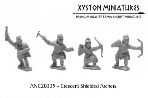Crescent Shielded Archers