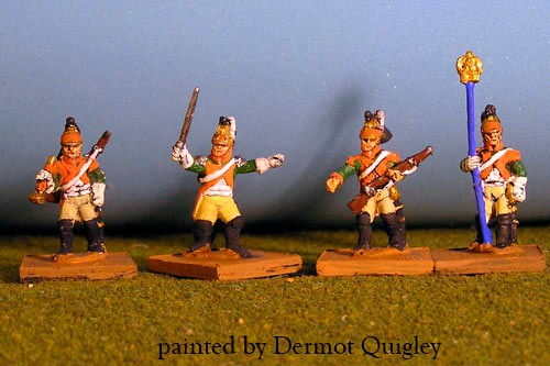 Foot Dragoons Command
