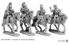 Southern Thracian Nobles (random 4 of 4 designs)