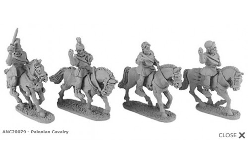 Paionian Cavalry (random 4 of 4 designs)