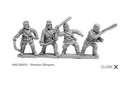 Persian Slingers (random 8 of 4 designs)