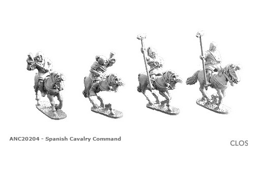 Spanish Cavalry Command