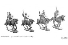 Spanish Unarmoured Cavalry