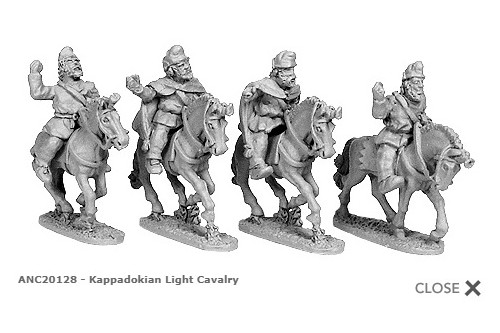 Kappadokian Light Cavalry