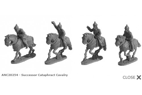 Successor Cataphract Cavalry