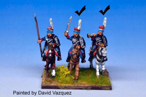 Hussars Command in Mirliton