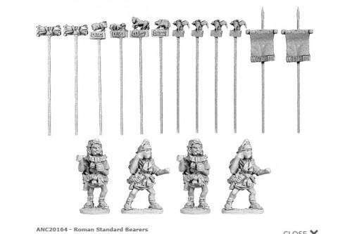 Republican Roman standard bearers