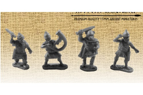 Numidian Officers