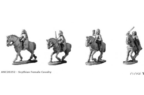 Scythian Female Cavalry