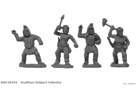 Sythian subject infantry