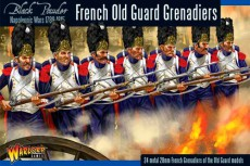 French Late Grenadiers of the Guard